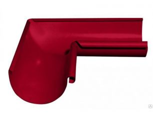 Угол желоба Grand Line®, внутренний/наружный 90° Ø 150 мм