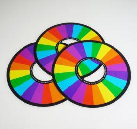 Rainbow Ring Радужное кольцо