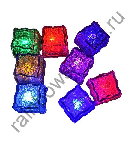 Кубики для подсветки колбы (1 шт)