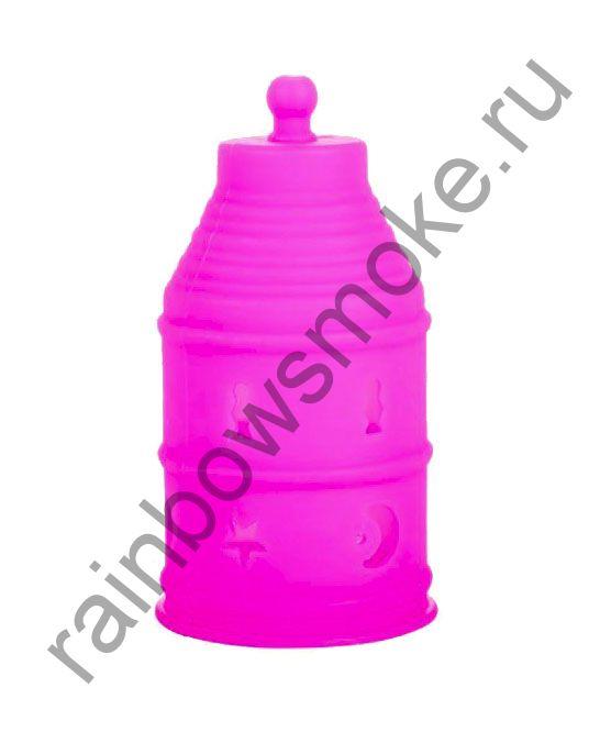 Колпак силиконовый розовый