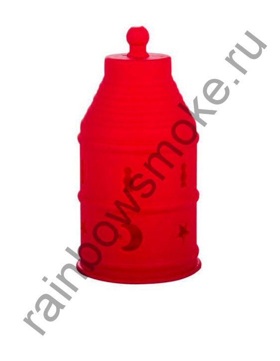 Колпак силиконовый красный