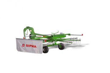 Грабли Sipma ZK 350