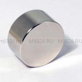 Магнит 30х10 неодимовый N38 (27кг)