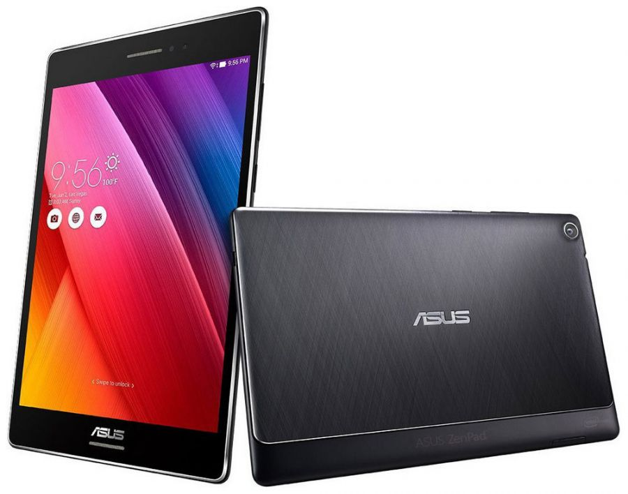 Планшет ASUS ZenPad S 8.0 Z 580 CA-1A 062 A (90 NP 01 M1-M 01280) черный