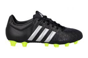 Бутсы adidas Ace 15.4 FG чёрные