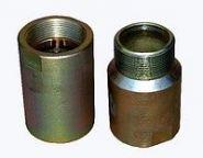 Клапан термозапорный КТЗ (15-50 муфт, 50Ф)