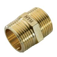 Ниппель HH 1 1/4х1 для стальных труб резьбовой - Арт. 552G11/41/0