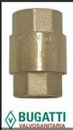 """Обратный клапан, пружинный  191 серия  3/8"""" Арт. 1910001"""