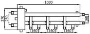 Супер-Стандарт 4/160 (0+3+1)