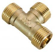 Тройник НН 1/2 для стальных труб резьбовой Арт. 572G1/2