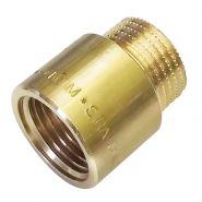 Удлинитель HВ 40x1/2 для стальных труб резьбовой Арт. 530G1/240