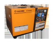 Электрогенератор газовый GAZLUX CC5000ATD-LPG/NG-E, 5 кВт, шумозащитный кожух