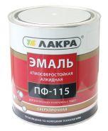 Эмаль ПФ-115  2,7кг