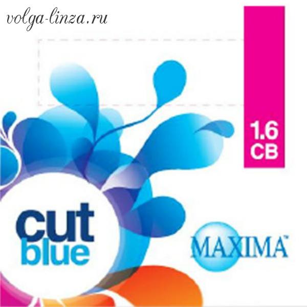 MAXIMA 1.60 Cut Blue-очковые линзы с защитой от синего света
