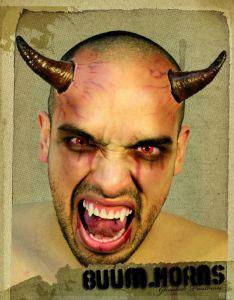 Рога Дьявола - наклейки