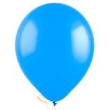 """Голубой, 12"""", пастель, 100 шт"""