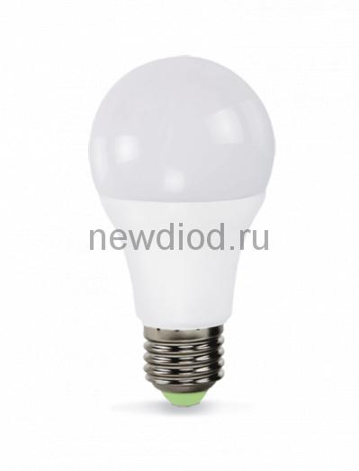 Лампа светодиодная LED-A60-standard 15Вт 160-260В Е27 4000К 1350Лм ASD
