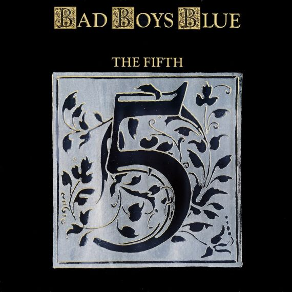 BAD BOYS BLUE  The Fifth 1989 (2016)