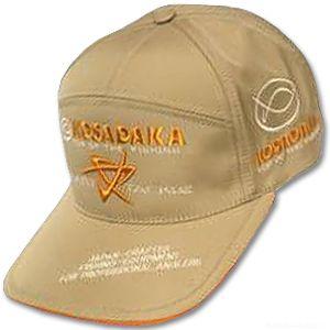 Бейсболка Kosadaka Smart Tackle (бежевая)CBCSTLB
