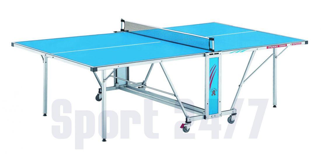 Теннисный стол GIANT DRAGON SUNNY 1000 (soul)+ набор ракеток с мячиками