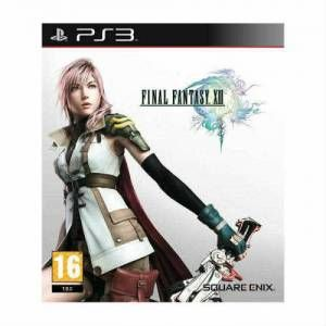 Игра Final Fantasy XIII (PS3)
