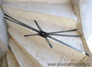 Шаблон лестничный DICTUM HEDU Stair Spider T500 Di 707318 М00006954