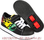 Роликовые кроссовки Heelys Spiffy X2 770717