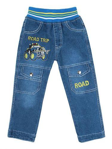 Брюки детские джинсы 2-6 №156108