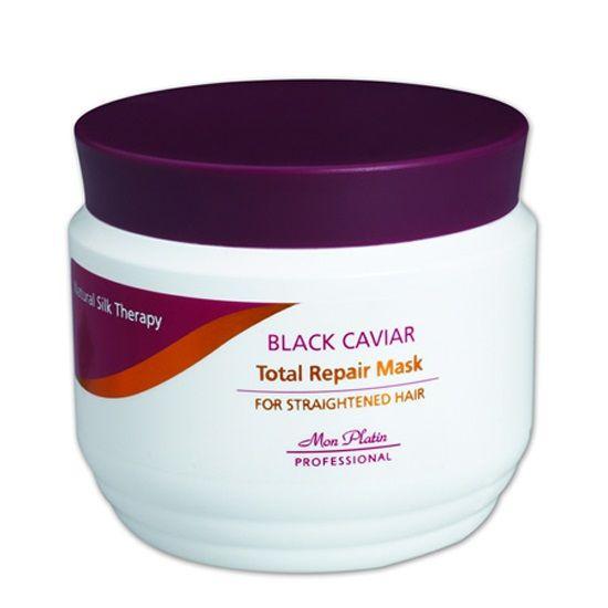 Мультиактивный крем для волос с экстрактом черной икры 12 in 1 Mon Platin Professional (Мон Платин Профешнл) 250 мл
