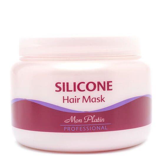 Силиконовая маска для волос Mon Platin Professional (Мон Платин Профешнл) 500 мл