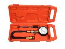 Компрессометр бензиновый с дл. наконечником и шлангом в кейсе