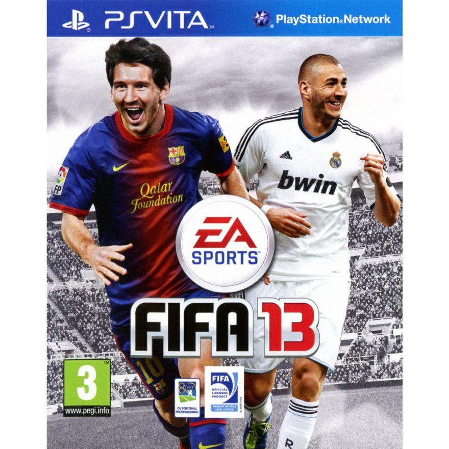 Игра Fifa 13 (PS VITA)