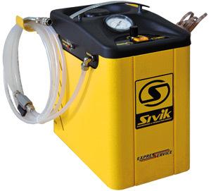 Установка для замены тормозной жидкости в тормозных системах автомобилей