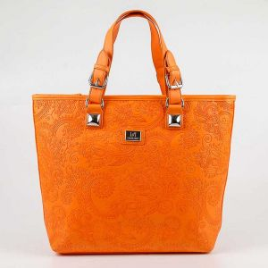 Сумка женская 19СР_00280_13_1402С; экокожа; оранжевый