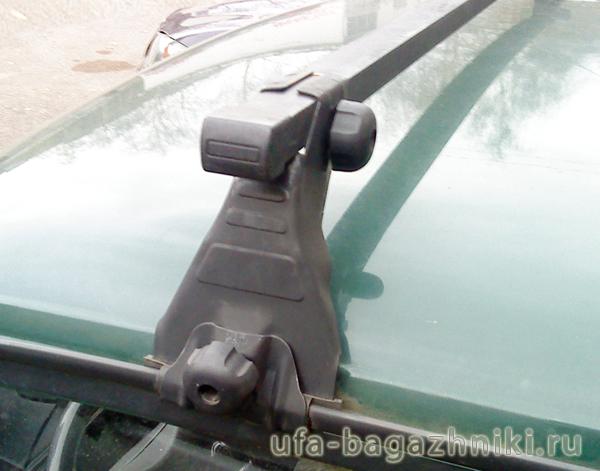 """Багажник на крышу на ВАЗ 2101-07 """"Жигули"""" (Атлант, Россия) - стальные дуги"""