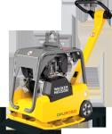 Виброплита реверсивного хода WACKER NEUSON DPU 3050 H 181 кг, 30 кН, с дизельным двигателем  Hatz  1B30, Рабочая ширина плиты основания: 50 см., ручной пуск двигателя