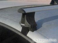 Багажник на крышу Volkswagen Passat B4, Атлант, крыловидные дуги