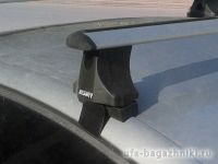 Багажник на крышу Volkswagen Passat B3, Атлант, крыловидные дуги