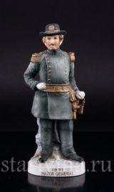 Генерал-майор армии США в форме 1871 года, Lefton, Япония.