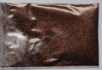 Зеркальная пыль (глиттер, втирка) для дизайна ногтей «Коричневый» №20 (3 грамма)