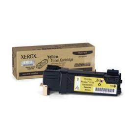 XEROX 106R01458 оригинальный Toner Cartridge Yellow