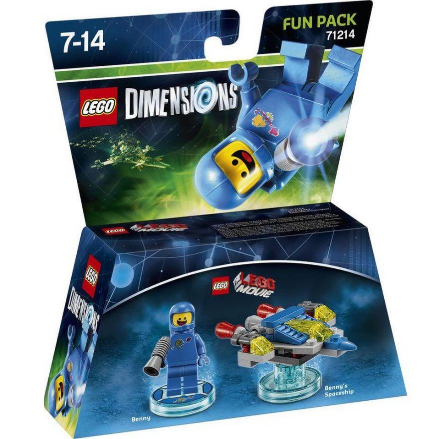 Lego Dimensions 71214 Benny (серия Lego Movie)