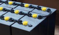 Перемычка 255 для тяговых панцирных аккумуляторов, ёмкостью 720 - 1000 Ач*2В (для поворота ряда аккумуляторов)