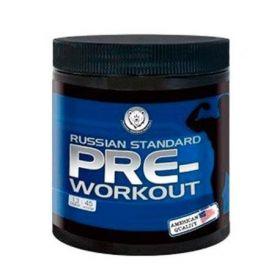 RPS Nutrition Pre-Workout (250 гр.)