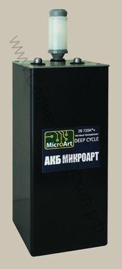 Аккумулятор тяговый панцирный 2В 720А*ч (глубокого разряда)