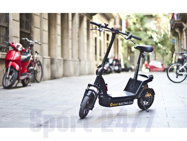 Электросамокат  TP SCOOT (tvl)