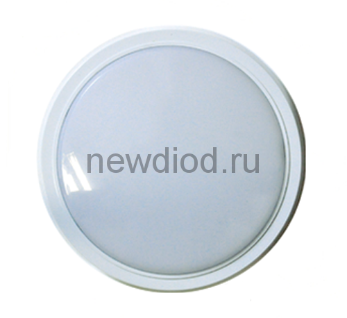 Светильник светодиодный СПБ-2 14Вт 160-260В 4000К 1100лм IP40 240мм белый