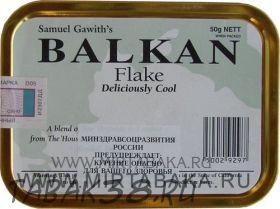 Табак Samuel Gawith - Balkan Flake 50 г