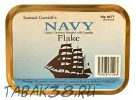Табак Samuel Gawith - Navy Flake 50 г