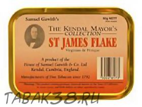 Табак Samuel Gawith - Sent James Flake 50 г